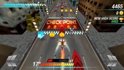 我的 摩托车 世界 - 点点 迷你 模拟 骑车 赛车 游戏 免费 中文 版 App 截图