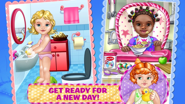 Baby Care & Dress Up - Love & Have Fun with Babies