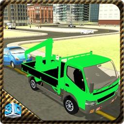 City Tow Truck Simulator & Real Trucker Simulation