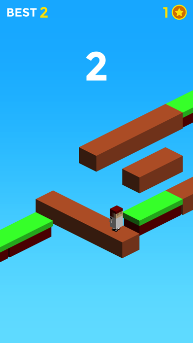 Bridge Run screenshot three