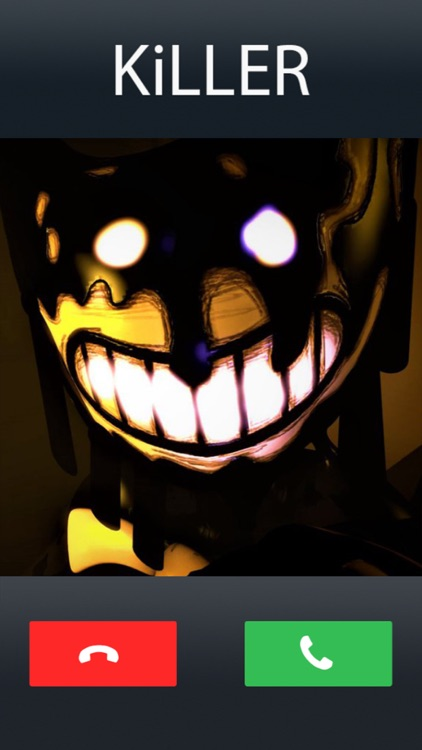 Fake Call For Bendy - Best Machine Talk screenshot-3
