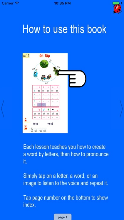 Vietnamese First Grade - Book 1 screenshot-3
