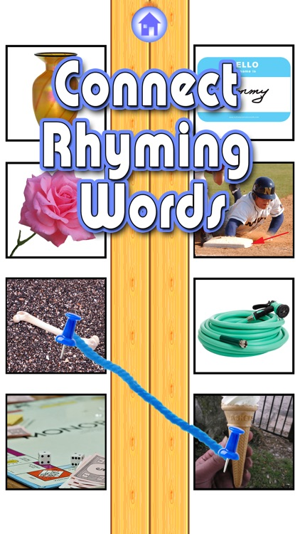 Partners in Rhyme- Rhyming for Phonemic Awareness