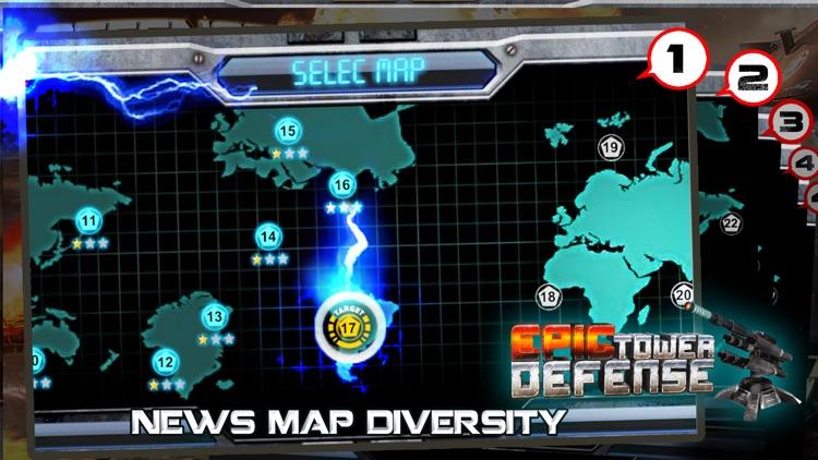 Epic Tower Defense - TD screenshot-3
