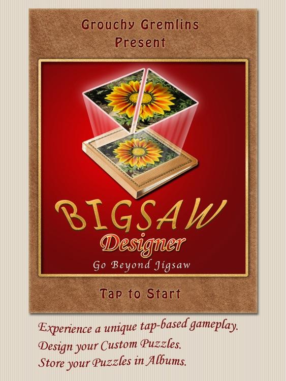 Bigsaw Designer - Go Beyond Jigsaw