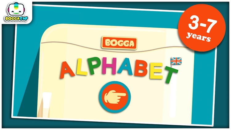 Bogga Alphabet screenshot-0