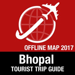 Bhopal Tourist Guide + Offline Map