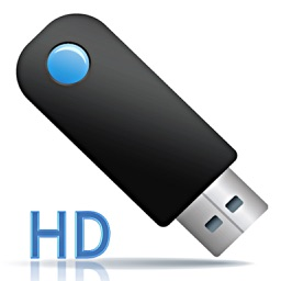 mbDriveHD - WiFi flash disk for iPad
