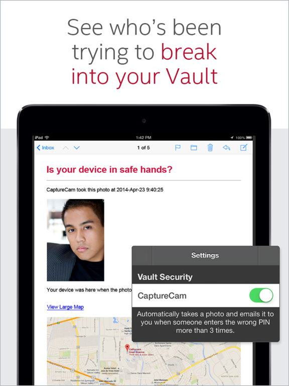 McAfee Security for T-Mobile screenshot 8