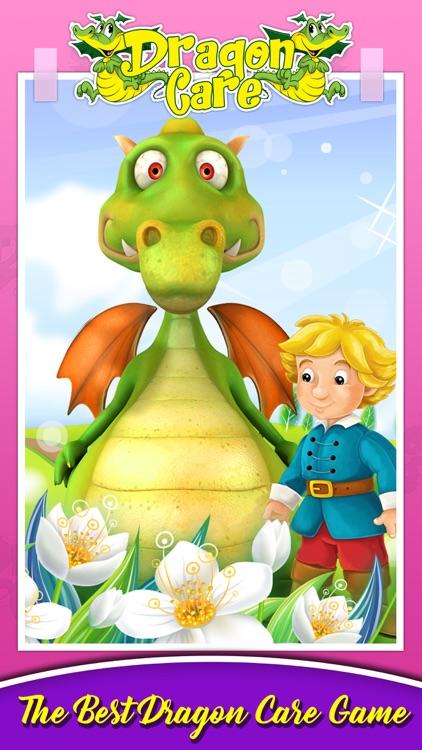 Dragon Pet Care & Dress up - Dragon Egg Hatching by Faizan Khalid