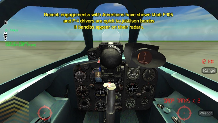 Gunship III - Flight Simulator - VPAF - FREE screenshot-0