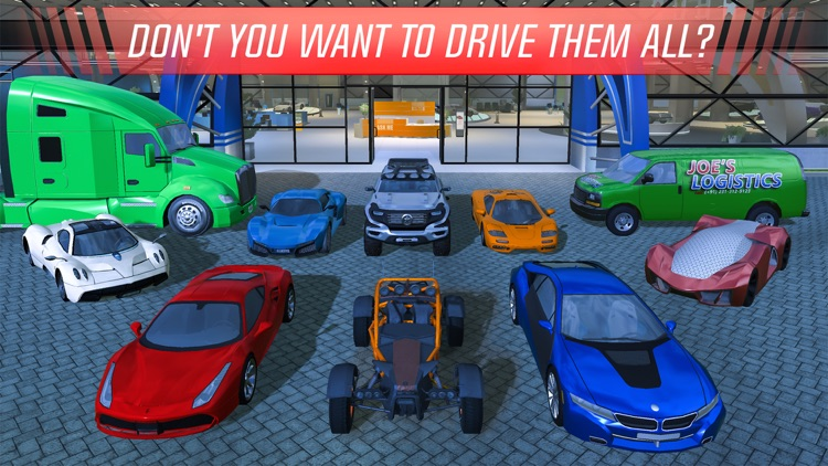 Car Showroom: Luxury Sports Auto Racing Simulator screenshot-4