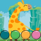 Animals Coloring book for kids 2 icon