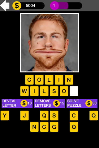 Warped And Twisted NHL Hockey Players Quiz Maestro - náhled