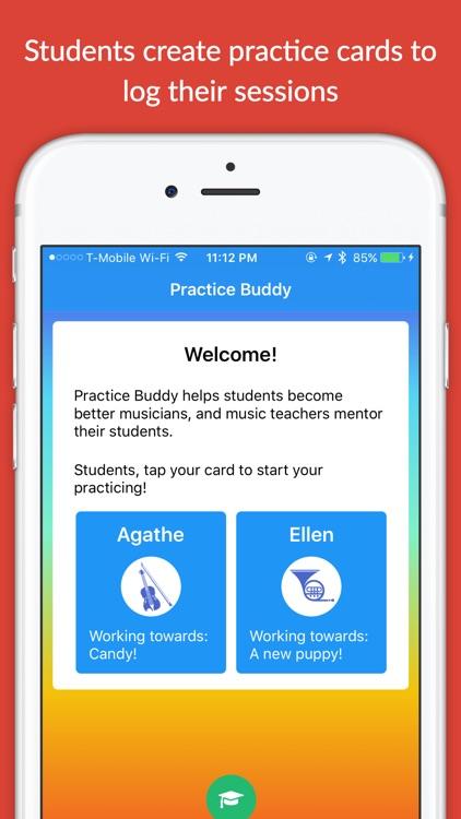 Practice Buddy screenshot-0