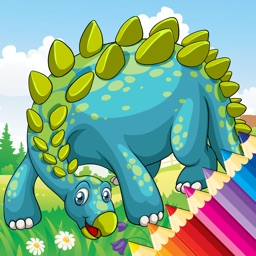 dinosaur coloring best books for kids to read free