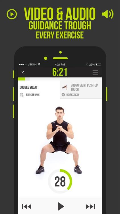 7 Minute Workout VGFIT