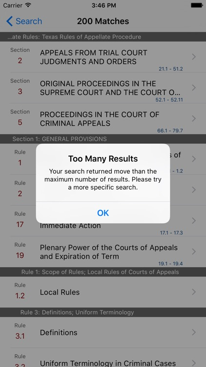 Texas Rules of Appellate Procedure (LawStack's TX) screenshot-4