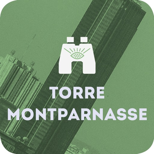 Lookout of the Montparnasse Tower. Paris