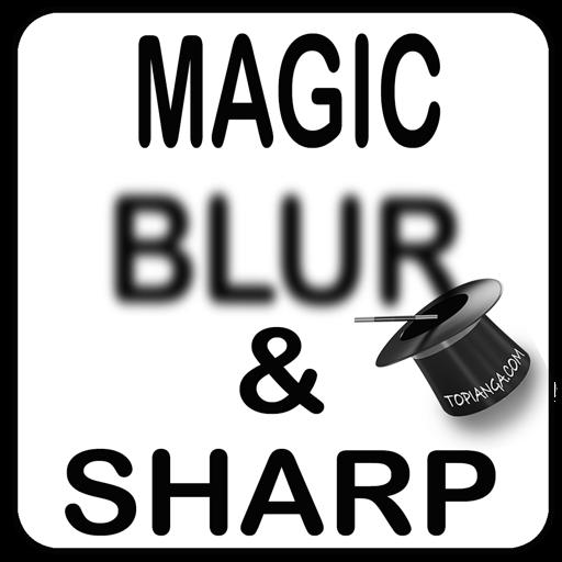 MagicBlurAndSharp