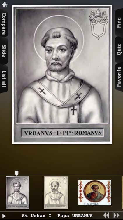 Catholic Popes Info! screenshot-3