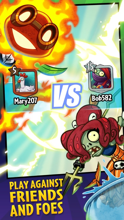 Plants vs. Zombies™ Heroes screenshot-2