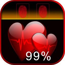 Love Finger Scanner- Love Calculator