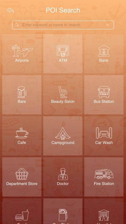 Great App for Man vs Food Restaurants screenshot-4