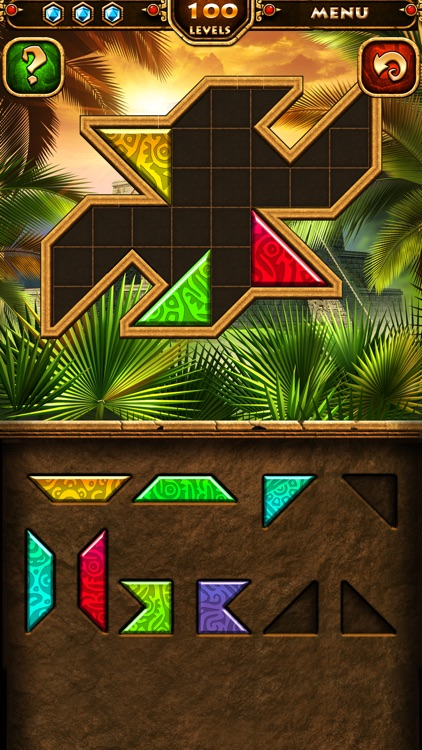 Montezuma Puzzle 2 screenshot-0