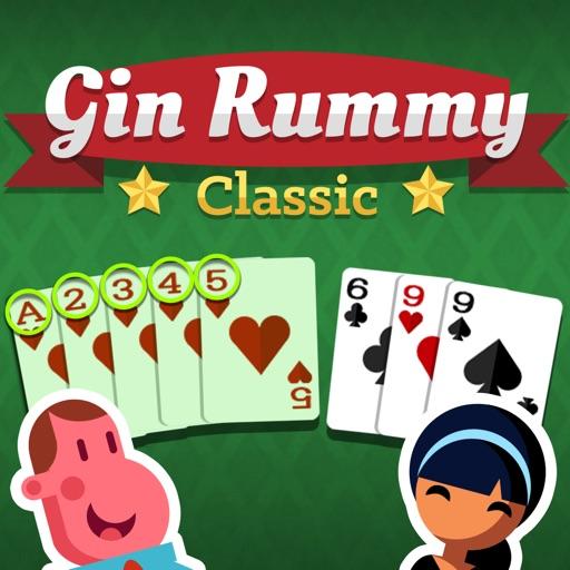 Gin Rummy - Card Game