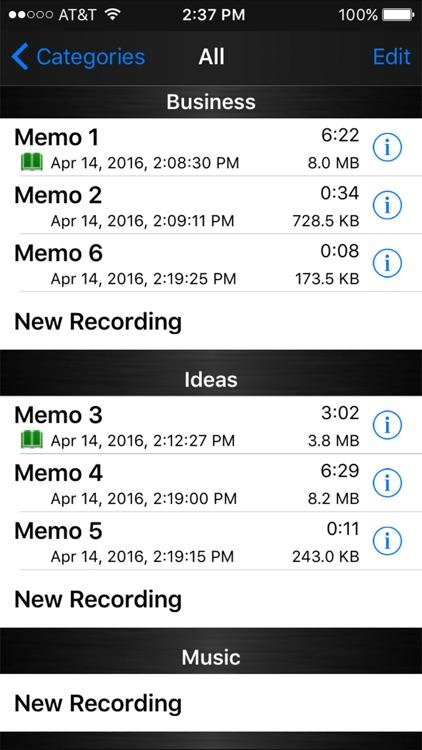 PureAudio Plus Recorder screenshot-4