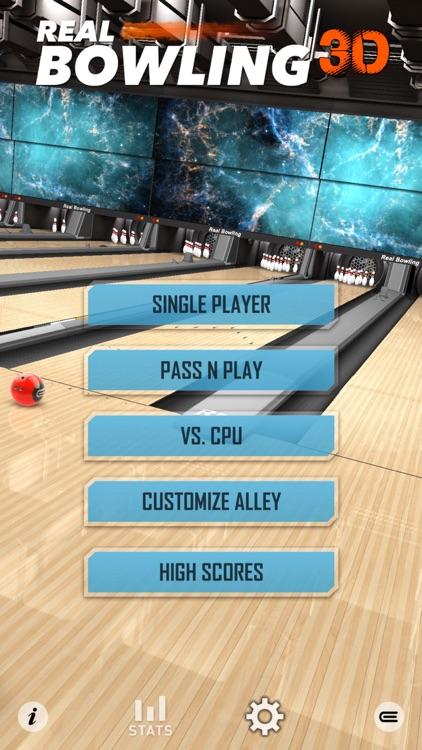 Real Bowling 3D Plus screenshot-3