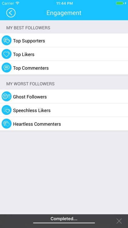 Followers for Instagram - Followers And Likes screenshot-3