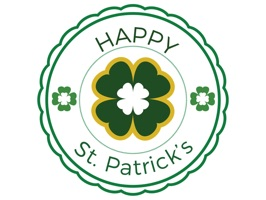 Happy St Patrick's Day Sticker Pack