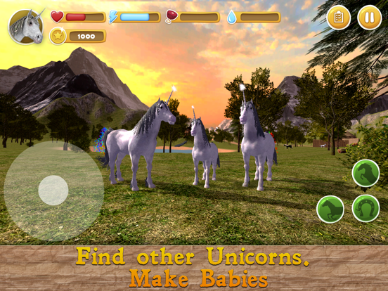 Unicorn Family Simulator screenshot 6