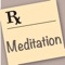Find relief from the stress of serious illness with the Meditation Rx app