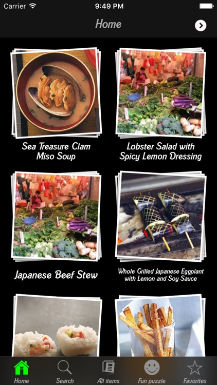 Japan - Japanese Recipes screenshot-0