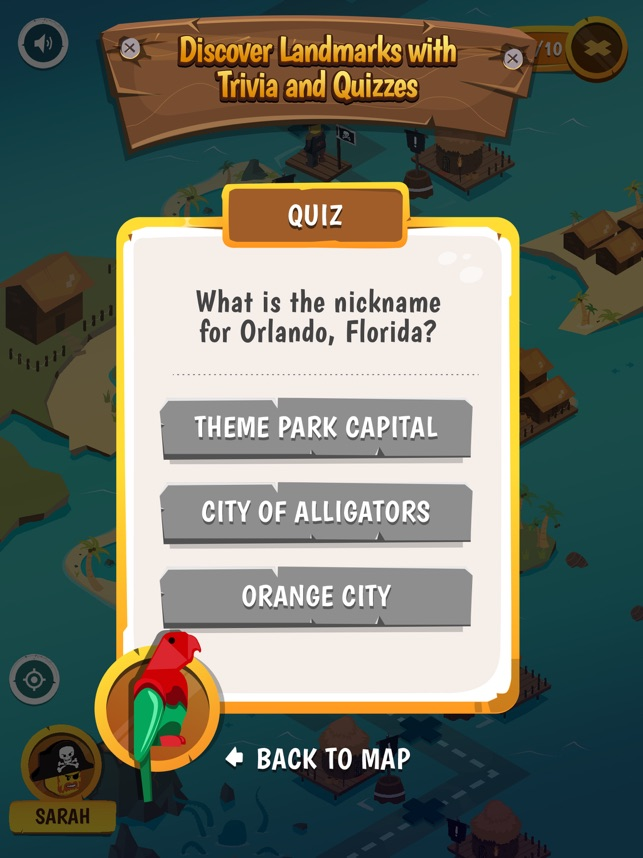 Quest to LEGOLAND on the App