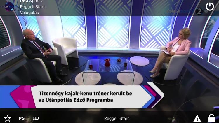 DIGI Online HU screenshot-3