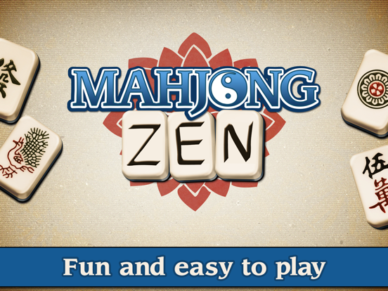 Mahjong Zen Classic Chinese Board Game App Price Drops