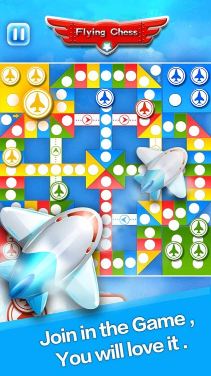 飞行棋—天天少儿童单机版棋牌