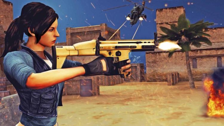 Girl Frontline Shot