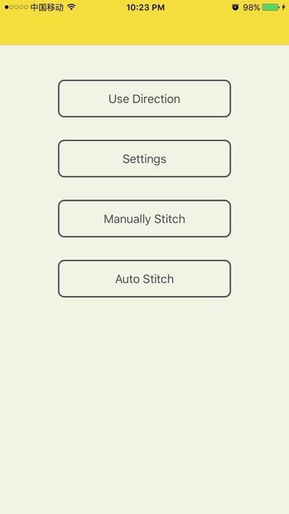 Auto Stitch(Make Long ScreenShot)