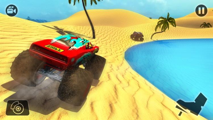 Monster Truck Desert Derby - Offroad Legend Sahara screenshot-3