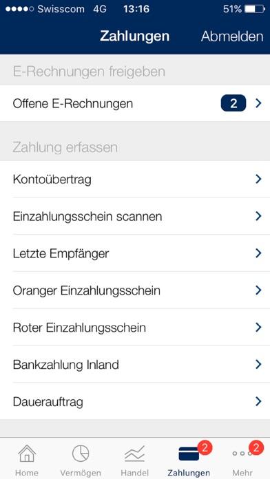 Clientis BITScreenshot von 3