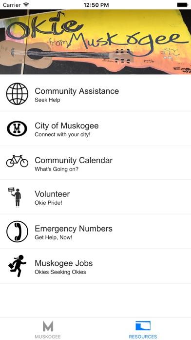 City of muskogee jobs