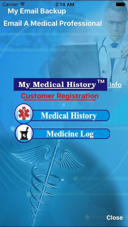 My Medical History screenshot-1