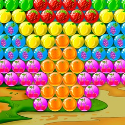 Fruit Farm - Bubble Shooter