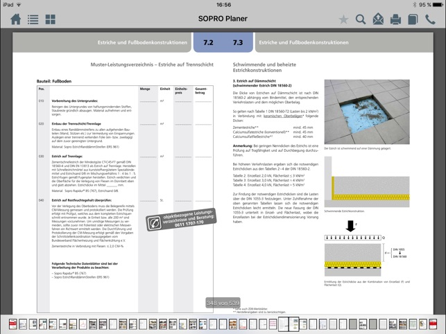 Sopro Planer 8.0 on the App Store