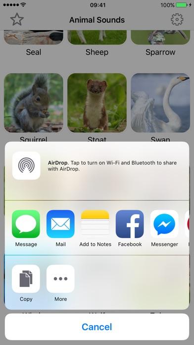 Animal Sounds Pro Far... screenshot1
